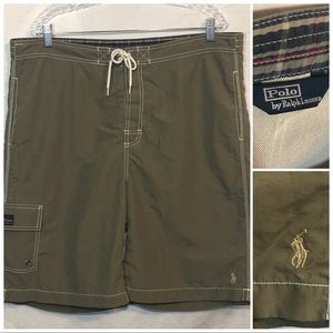 Polo Ralph Lauren swim trunks size XL